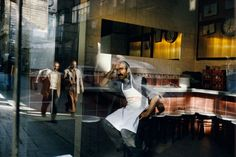 Alex Webb. Istanbul, Turkey. 2004.