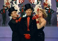 Bing Crosby, Danny Kaye, and Rosemary Clooney!