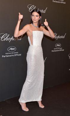 Kendall Jenner Dress, Kendall Jenner Photos, Estilo Jenner, Estilo Gigi Hadid, Style Feminin, Look 2018, Ralph And Russo, Cannes Film Festival, Festival 2017
