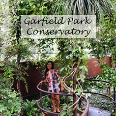 Floradise: Garfield Park Conservatory, Chicago. With video!