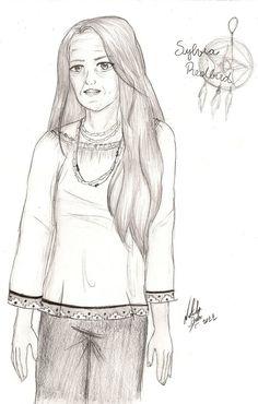 Sylvia Redbird - HON by ~NatBelus on deviantART