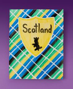 Students learn about Scottish and Irish clans and their historic tartans with this great social studies lesson plan.
