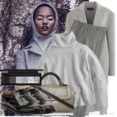 Grey+is+not+boring+ +Women's+Outfit+ +ASOS+Fashion+Finder