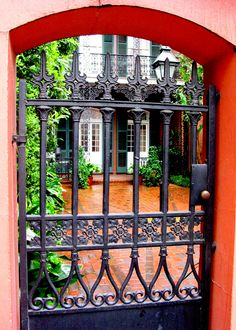 Gates and doors of New Orleans