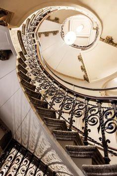 Hotel Hallway, Plaza Hotel, Gothenburg, Stairways, Hallways, Mirror, Home Decor, Stairs, Staircases