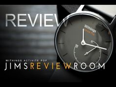 Withings Activite Pop - REVIEW - YouTube