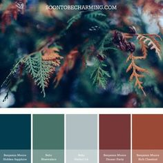 Ten Fall Color Combinations - County Road 407 - - With so many choices out there it's hard to know where to start when adding fall color to your home. Check out these ten fall color combinations to help! Fall Color Schemes, Fall Color Palette, Colour Pallette, Color Palate, Color Combos, Combination Colors, Room Color Schemes, Beautiful Color Combinations, Stoff Design