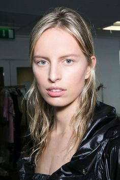 Gym texture is a top hair trend for Fall 2014. Click to see the rest!