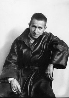 Bertolt Brecht German poet, playwright, and theatre director of the 20th century.