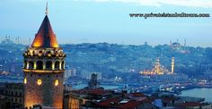 Istanbul Galata Tower - https://privateistanbultours.com/istanbul-galata-tower/