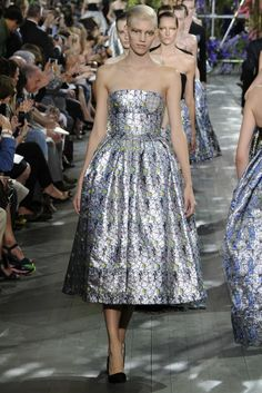 Dior RTW Spring 2014 - Slideshow - Runway, Fashion Week, Reviews and Slideshows - WWD.com