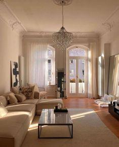 Dream Home Design, Home Interior Design, Interior Architecture, House Design, Room Interior, Beautiful Home Designs, Beautiful Space, Dream Apartment, Seoul Apartment