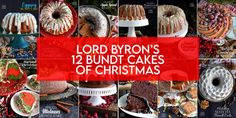 Christmas Apricot and Walnut Fruitcake - Lord Byron's Kitchen Pistachio Pudding Cookies, Butter Shortbread Cookies, Ricotta Cookies, Crinkle Cookies, Rosette Cookies, Spritz Cookies, Christmas Mom, Christmas Cooking, Christmas Crunch