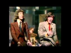 Bee Gees I started a joke / First of may .... great music... and ... he... ... great haircut...