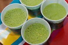 Green Goblin Smoothies from Real Mom Nutrition