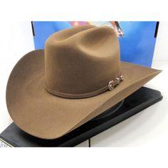 Resistol Cowboy Hat 6X Beaver Driftwood City Limits George Strait c5faed4d8258