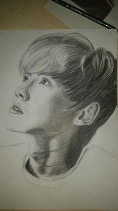 #k-pop #Luhan #EXO #fanart