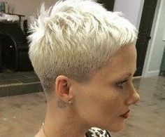Idées et Tendances coupes courtes pour la saison 2017/2018 Image Description short hair cuts for women back view - Google Search
