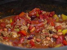 My fav Chili Recipe of course this is my base I do it a lil different now