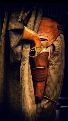 An old Cowboy in a New world. : Photo