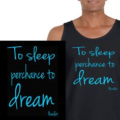 Shakespeare Hamlet Bedtime T-shirt from Clevaclogs