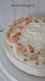 Tarun Taikakakut: Omar-juustokakku (26cm) Cheesecakes, Diy And Crafts, Baking, Desserts, Food, Bread Making, Tailgate Desserts, Deserts, Patisserie