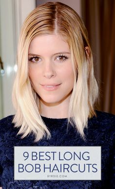 Kate Mara's lob is so chic!