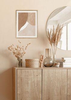 Home Decor Bedroom, Living Room Decor, Diy Home Decor, Bedroom Ideas, Earthy Living Room, Bedroom Crafts, Home Decoration, Decor Room, Room Decorations