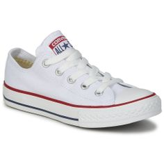 bfab4076d06624 Converse chuck taylor all star classic trainers sneaker canvas ox optical  white