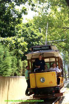 electrico sintra para Praia das Maçãs - From Sintra tram to Apple Beach