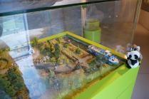 Modell, Geysir, Museum, Andernach