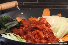 Korean cuisine rules! Dak Galbi being one of the many kings.