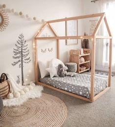 Baby Bedroom, Baby Room Decor, Girls Bedroom, Childs Bedroom, Bedroom Ideas, Bedroom Decor, Bedding Decor, Kid Bedrooms, Boho Bedding