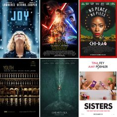 13 Movies to Definitely See in December 2015 from InStyle.com