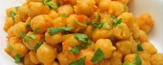 Live Energized Alkaline Recipe: Chickpea Korma