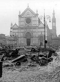 Firenze...the heartbreaking flood of 1966