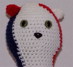 Door Stop  Crochet French Cat Pierre by AdoreStops on Etsy, $45.00