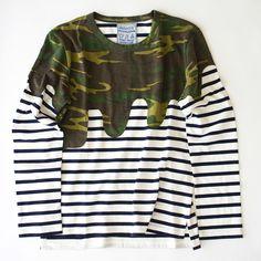 0e7e26c9d3bf Camo  amp  Stripes Remake Clothes