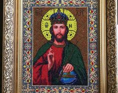 Icon Of Lord Jesus Christ