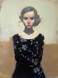"ArtG248. ""Barely Interested"" by Michael Carson (2012)"