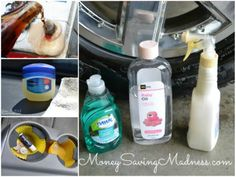 Car Cleaning Hacks, Car Hacks, Cleaning Recipes, Cleaning Solutions, Cleaning Supplies, Diy Cleaners, Cleaners Homemade, Household Cleaners, Assurance Auto