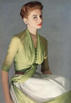 OMG... I love this!!! Christian Dior, 1952