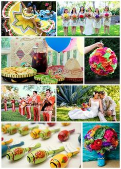 cinco de mayo wedding outfits and accessories
