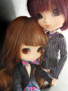 Ume e Charlotte (Pullip Kaela e Yeolume Podo) Generazione a confronto | Flickr – Condivisione di foto!