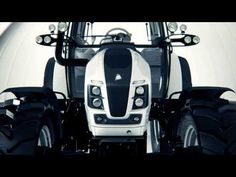Трактор Lamborghini Nitro. Lamborghini Nitro - What if strenght could always have style?