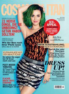 Cosmopolitan Germany - July 2014 | Katy PerryAlemanha