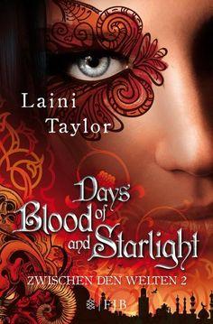 Zwischen den Welten 02 - Days of Blood and Starlight als Taschenbuch