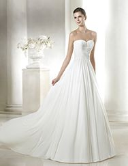Saero wedding dress from the Fashion 2015 - St Patrick collection | St. Patrick