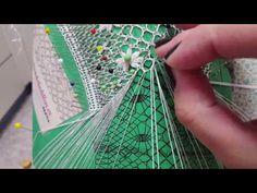 Paño Redondo,cadenetas Colmena 1 - YouTube