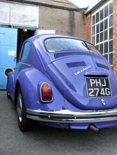 want it want it want it! VW Beetle <3